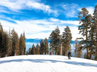 Exploring North Lake Tahoe | Skiing in California
