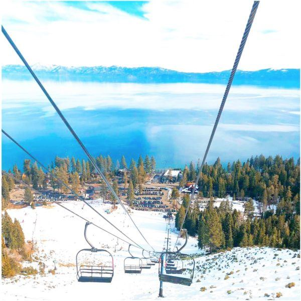 skiing in california luxury travel road trip north lake tahoe homewood mountain views of lake tahoe single