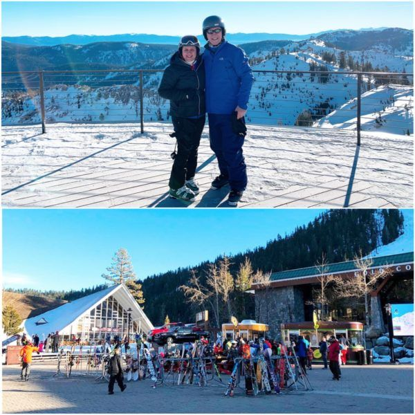 skiing in california luxury travel road trip north lake tahoe squaw valley views