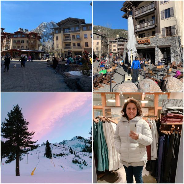 skiing in california luxury travel road trip north lake tahoe squaw valley village