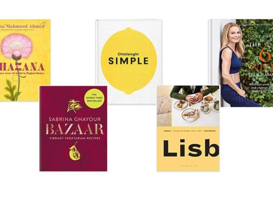 5 interesting, healthy, quick and easy cookbooks Nuno Mendes Chiltern Firehouse sabrina ghayour saliha masterchef louise parker simple ottolenghi