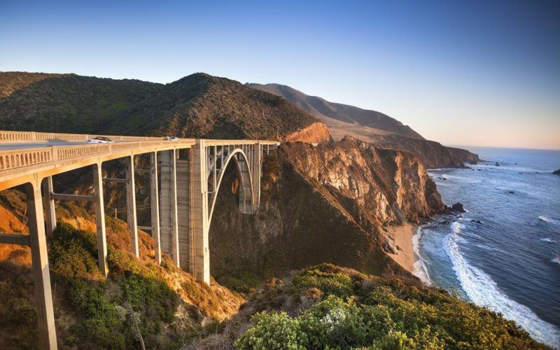 Fantastic California Road Trip Itinerary Monterey Carmel Big Sur Complete Home Design Collection Epsylindsey Bellcom