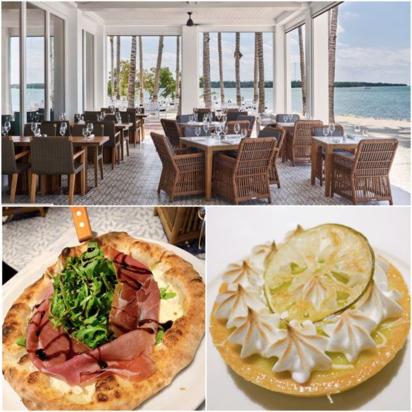 il postino isla bella beach resort restaurant and bar pizza
