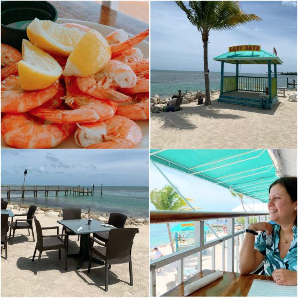 lazy days sunset bar and restaurant islamorada florida keys