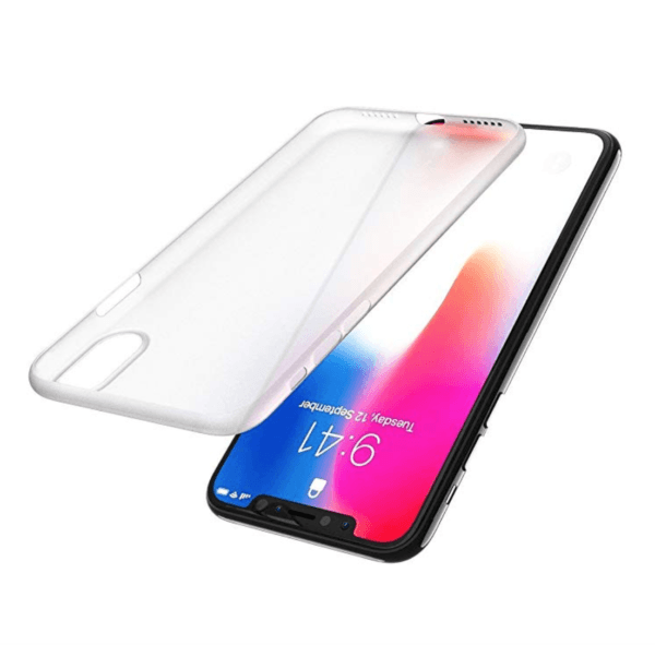 TOZO for iPhone X Case, PP Ultra Thin World's Thinest Protect Hard Case for iPhone 10 : X travel tech 10 laptop and smartphone accessories