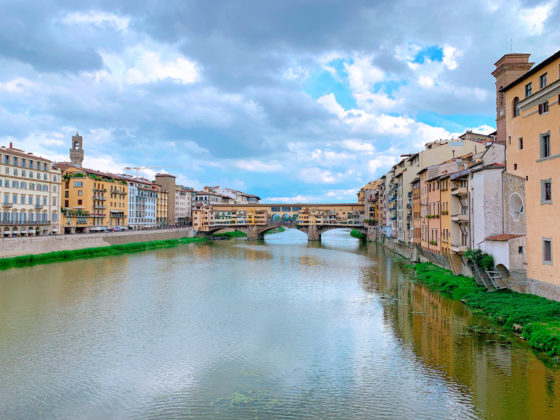 What to do in Florence city break luxury weekend ponte vecchio