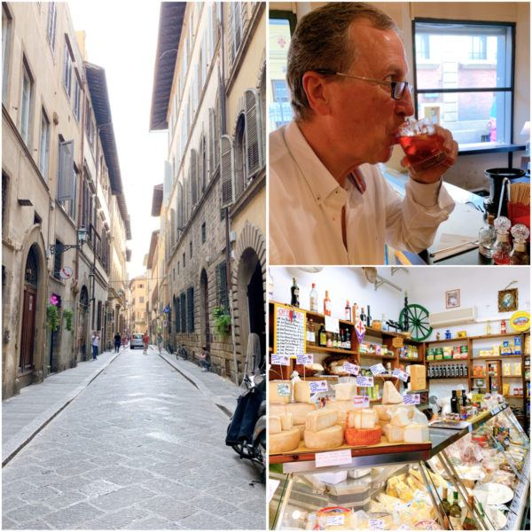 best food tours in italy florence eating europe negroni pecorino Florence city break