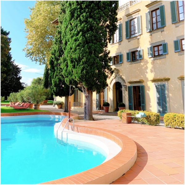 best place to stay near florence villa la massa luxury hotel