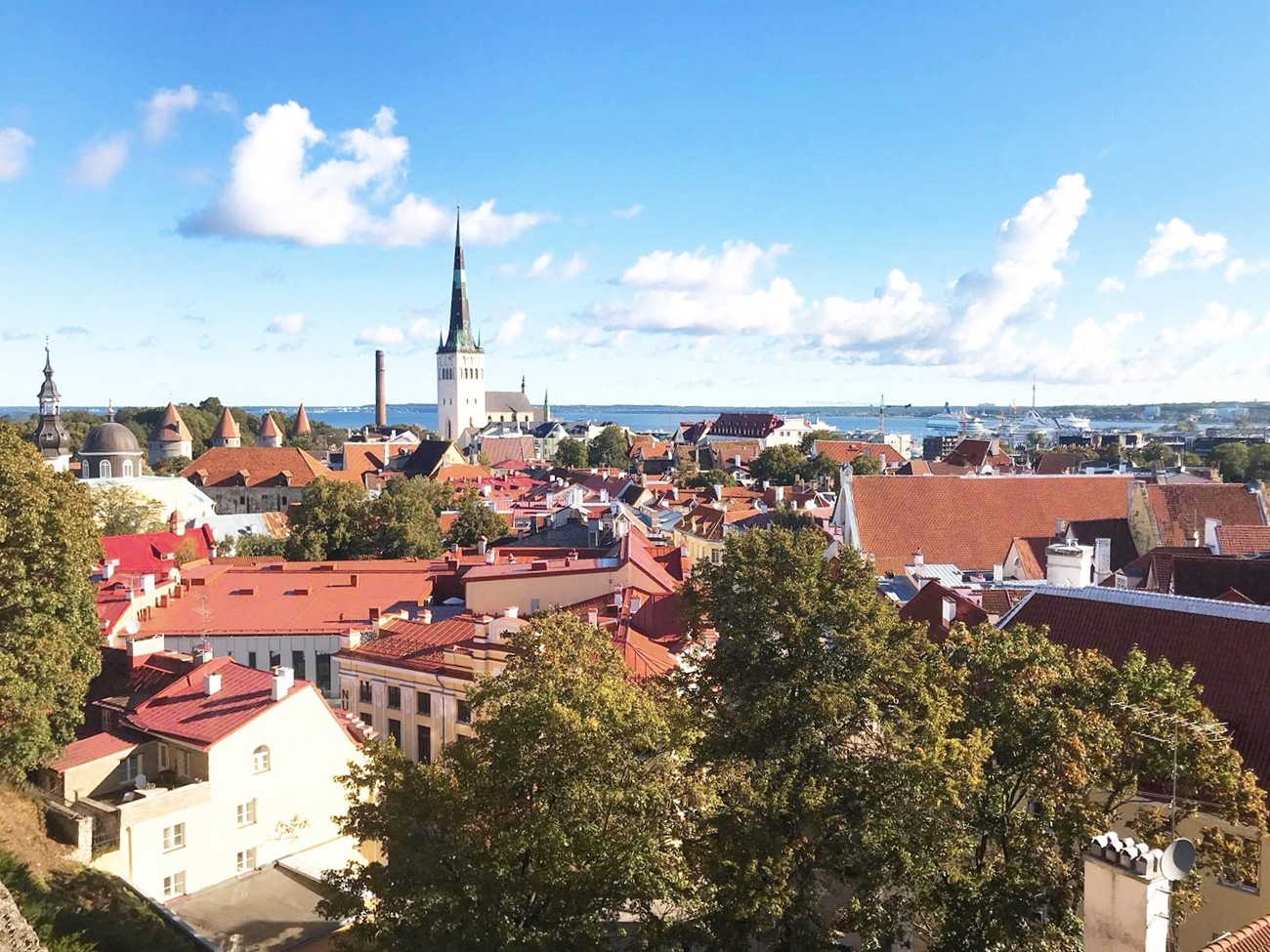 Lux City Break: a weekend in Tallinn, Estonia