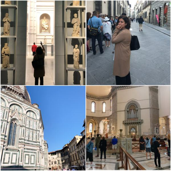 florence small group tour walks of italy duomo