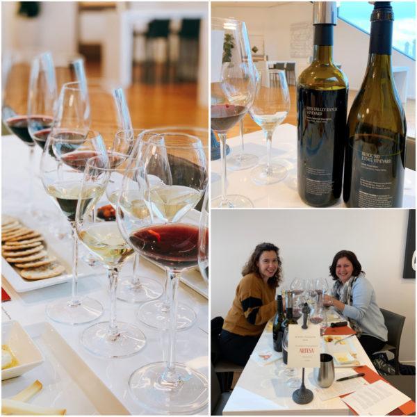 artesa winemaker ana diogo draper sonoma napa wine tasting