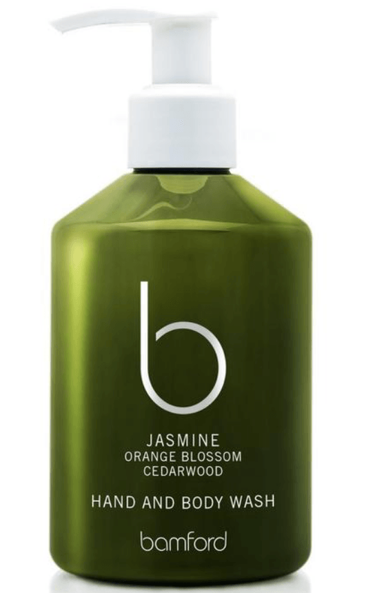 bamford jasmine cedarwood orange blosson hand wash
