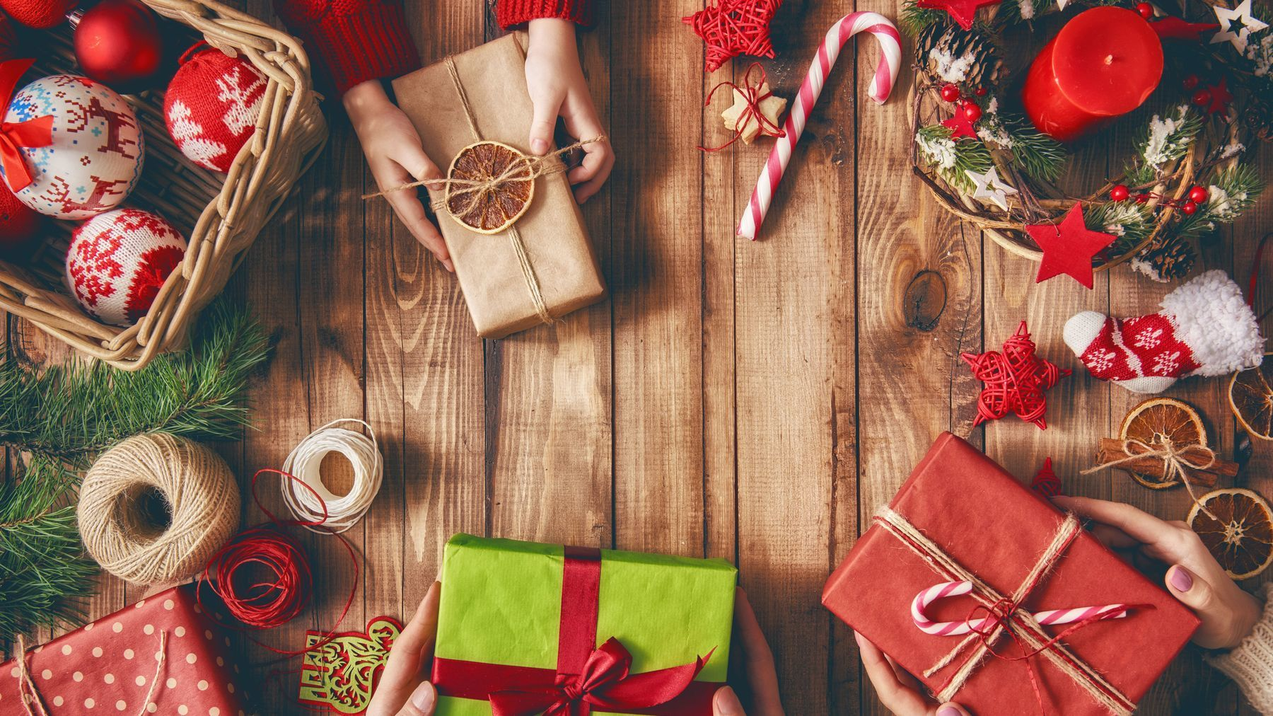 Christmas gift ideas for people who have everything   Mrs ...