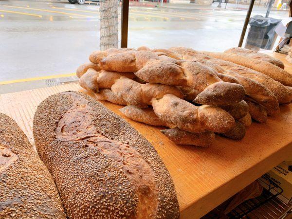 della fattoria petaluma sonoma county sourdough bread bakery