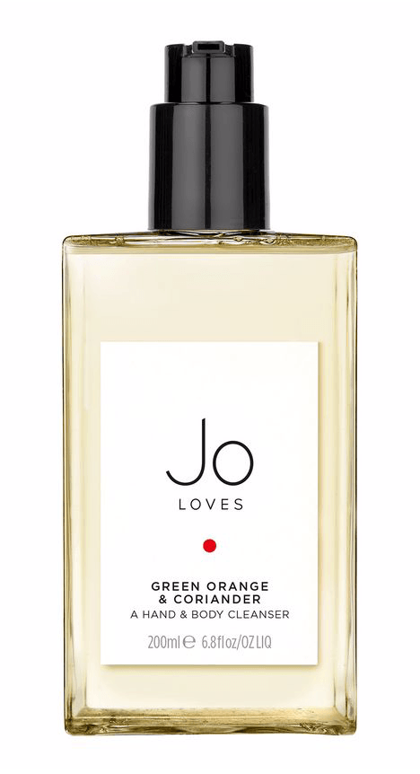 jo malone hand wash jo loves green orange and coriander