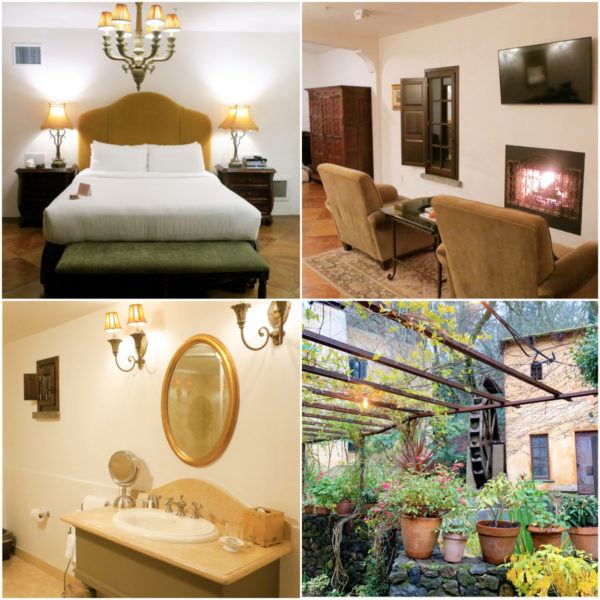 kenwood inn luxury boutique hotel sonoma california