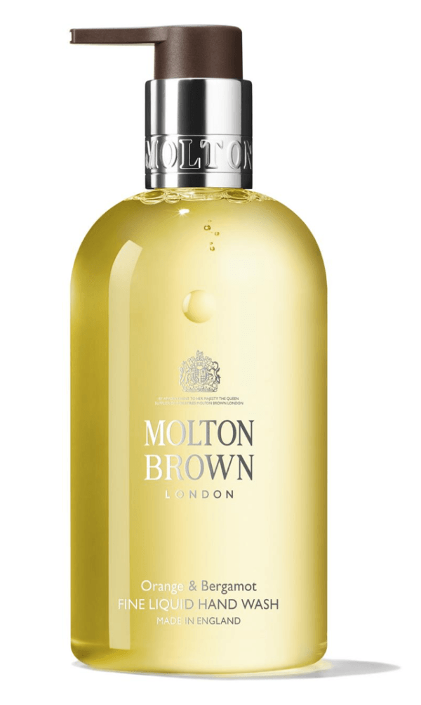 molton brown hand wash orange bergamote naran ji