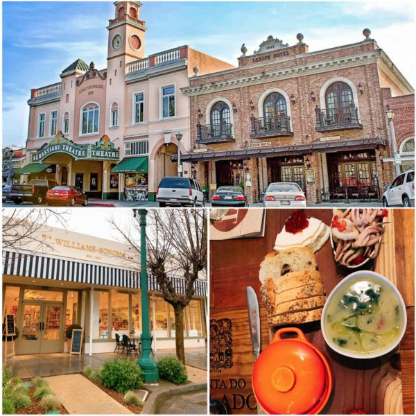 things to do in sonoma california downtown tasca portuguese restaurant williams sonoma original store