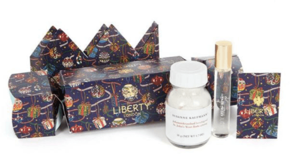 stocking filler christmas gifts liberty london beauty cracker