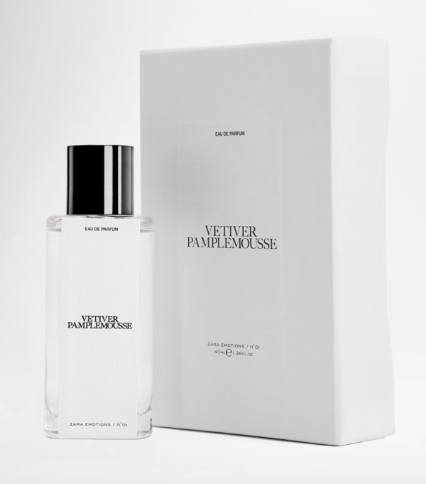 vetiver pamplemousse eau de parfum jo loves for zara