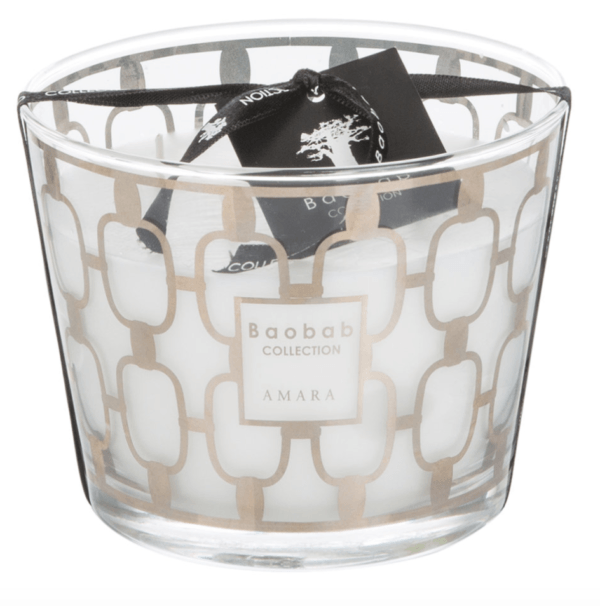 baobab collection amara limited edition scented candle
