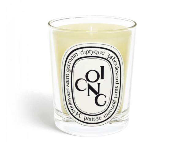 how to care for candles luxury diptyque coing quince candle