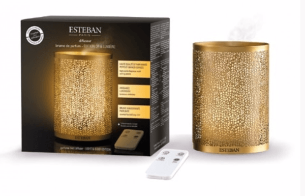 luxury home fragrance esteban mist diffuser burner oil