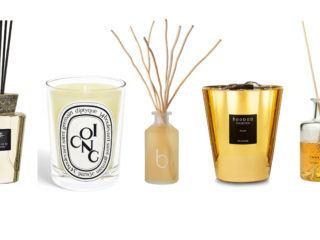 luxury home fragrance scent reed diffusers candles room sprays baobab jonathan adler bamford molton brown true grace neom organics