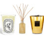 luxury home fragrance scent reed diffusers candles room sprays baobab jonathan adler bamford molton brown true grace neom organics