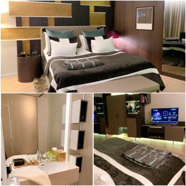 luxury hotel oslo the thief hotel bedroom