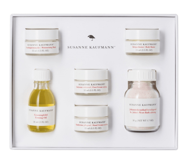 susanne kaufmann home spa box winter beauty essentials