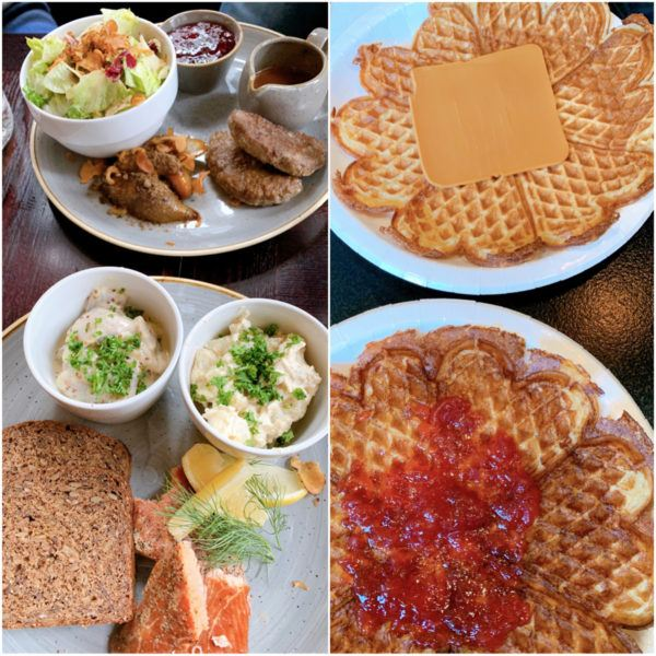 things to do in oslo try norwegian food on a walking food tour