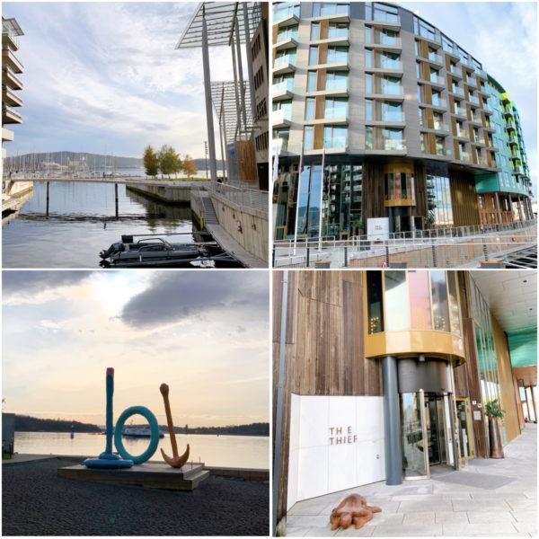 what do do in oslo norway the thief luxury hotel