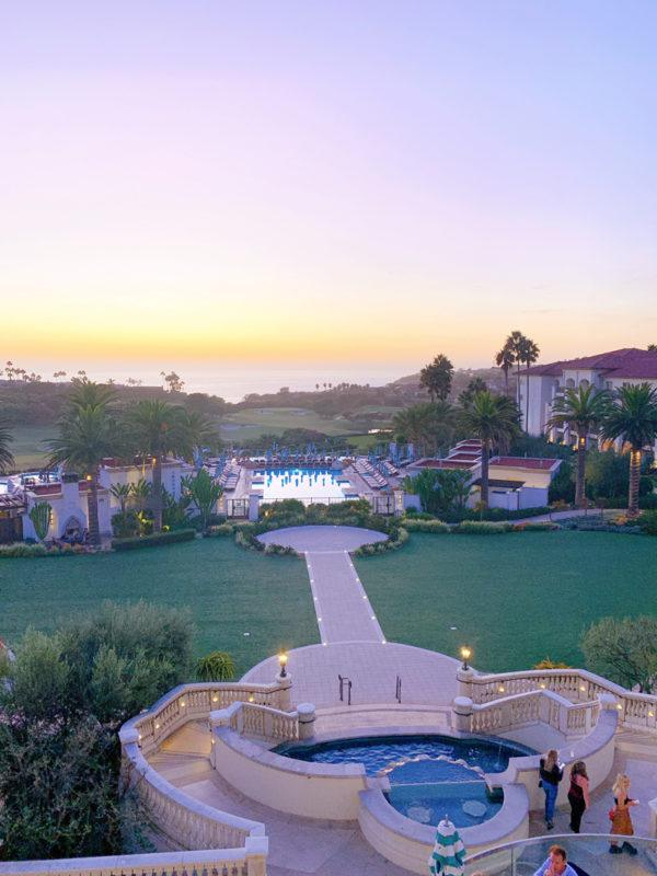 monarch beach resort dana point california luxury hotel