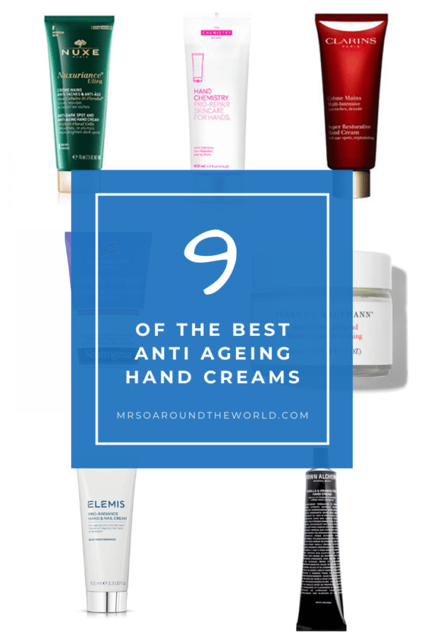 20 Best Luxury Hand Creams For Pro Radiance Anti Aging Hands