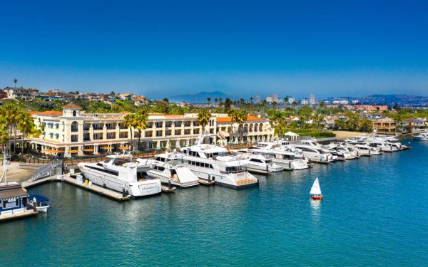 best places to stay in california newport beach balboa bay resort