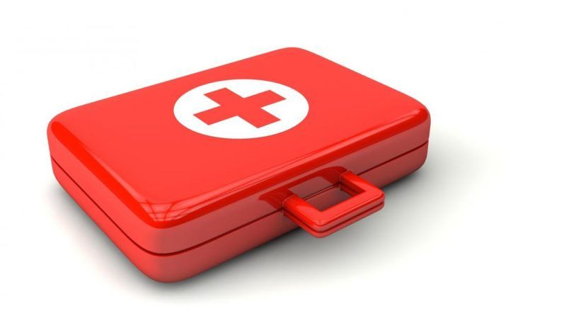 first-aid-kit home medical essentials