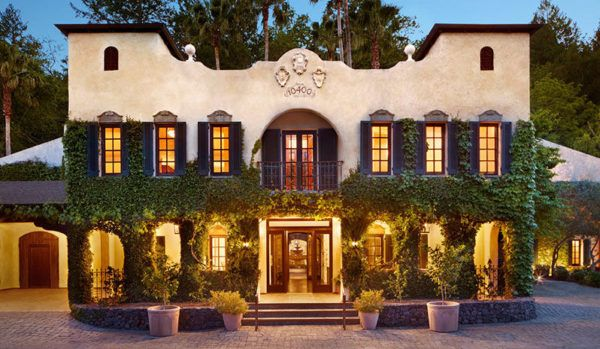 where to stay in sonoma California luxury hotel Kenwood Inn