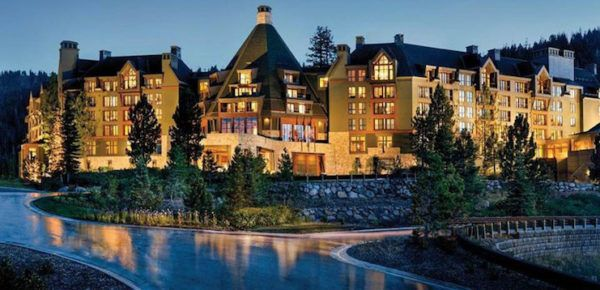 Ritz-Carlton Lake Tahoe Resort where to stay in Northstar california luxury hotel