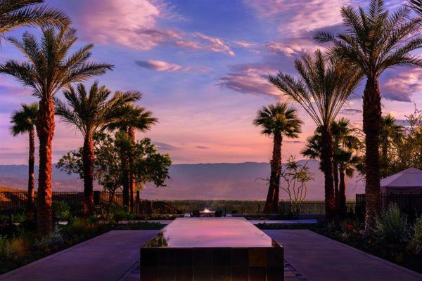 where to stay palm springs rancho mirage ritz carlton luxury hotel california