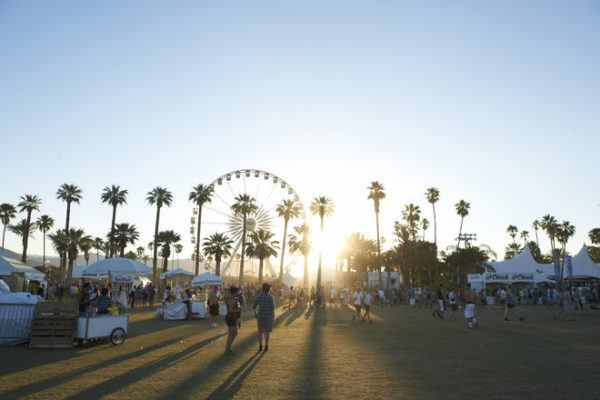 Coachella music things to do in California spring