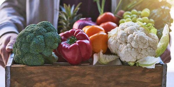 fresh produce vegetable visit california