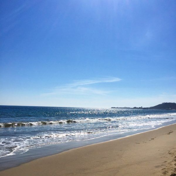 Malibu beach walk things to do in California