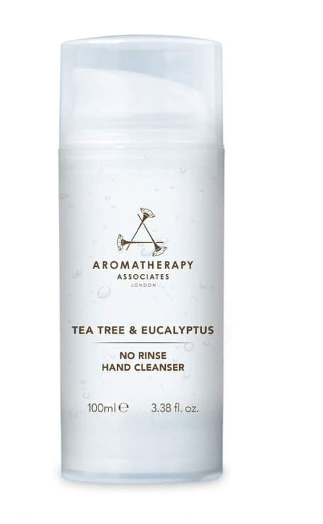 Aromatherapy Associates Tea Tree Eucalyptus No Rinse Hand Gel 100ml