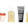 top 5 beauty essentials summer aesop body scrub baby foot peel fresh grapefruit body wash nuxe body oil