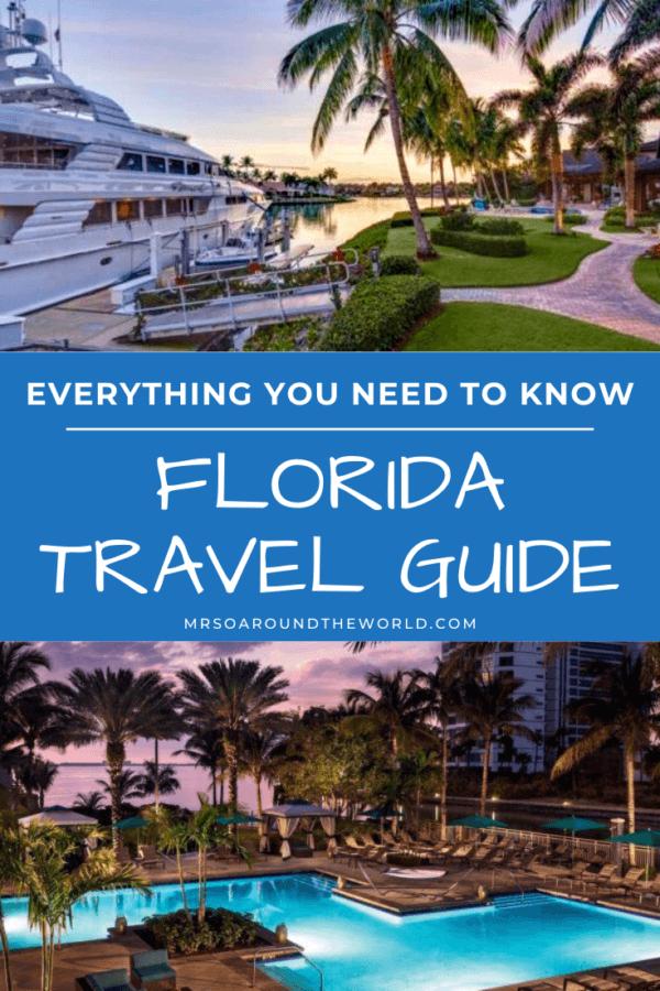 Florida Travel Guide 1