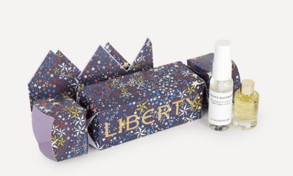liberty london sleep christmas cracker