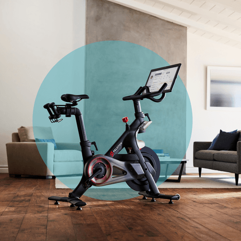 lockdown essentials peloton bike