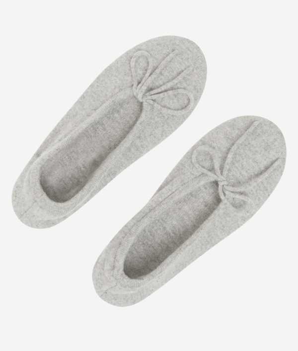 n peal cashmere slippers