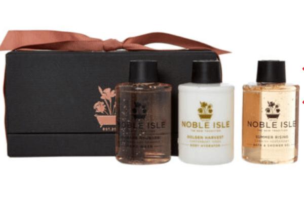 noble isle gift set